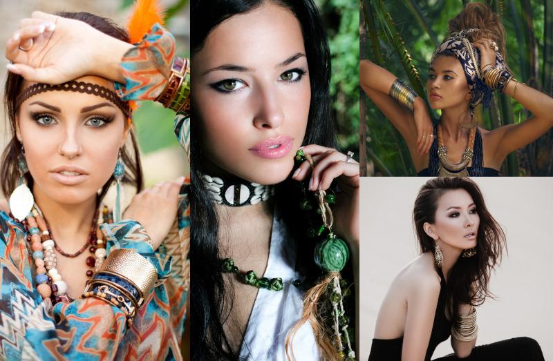 Imagem de várias mulheres